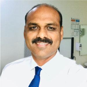 Dr. S Govindaraj